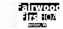 Fairwood Firs Homeowners Association